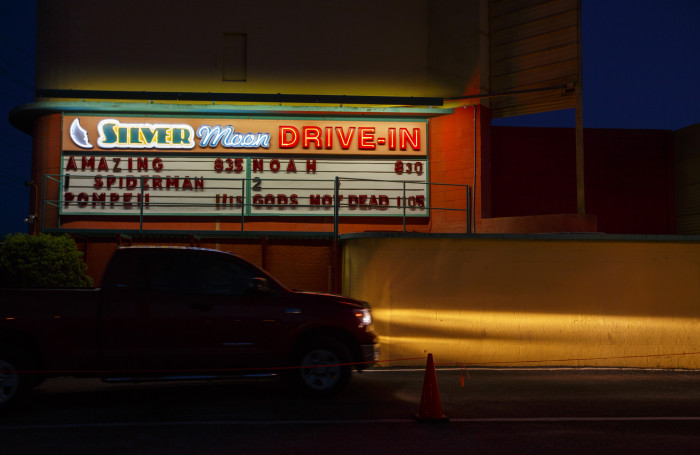 6. Silver Moon Drive-In Theatre, Lakeland