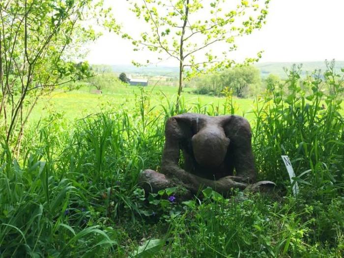 5. Rhoneymeade Arboretum & Sculpture Garden, Centre Hall