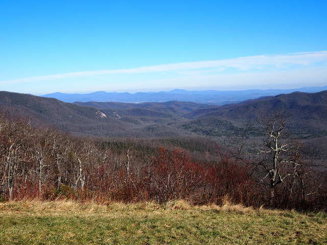 4. Pitch a tent at Mount Pisgah.