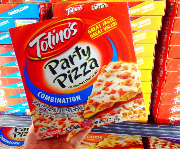 3. The Minnesotan Totino family made the first crisp-crust frozen pizza in 1979.