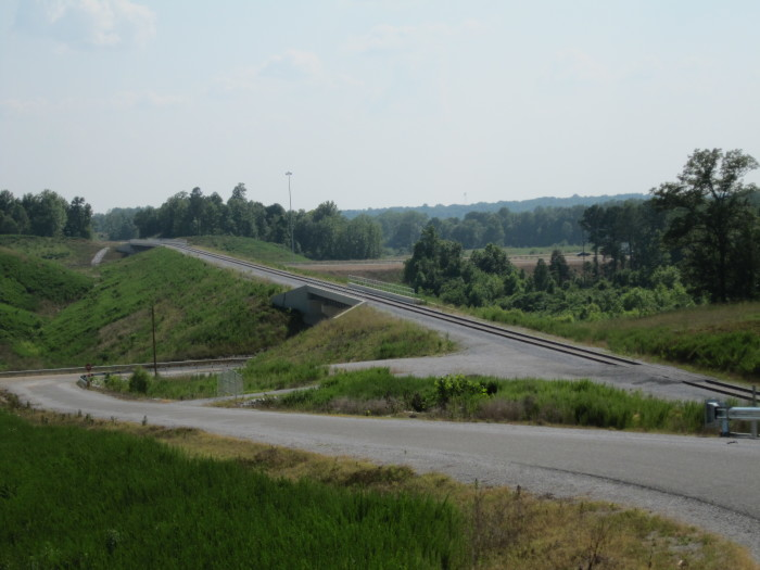 14. Highway 78 near Tupelo provides a scenic, hilly route.