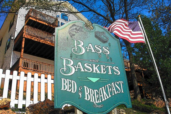 14.Bass and Baskets, Lake Ozark