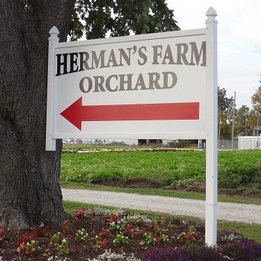 15.	Herman's Farm, 3663 N. Highway 94, St. Charles