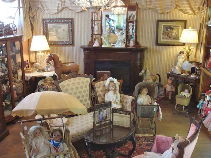 8. Granite Creek Antiques & Bayberry's Antique Dolls, Prescott