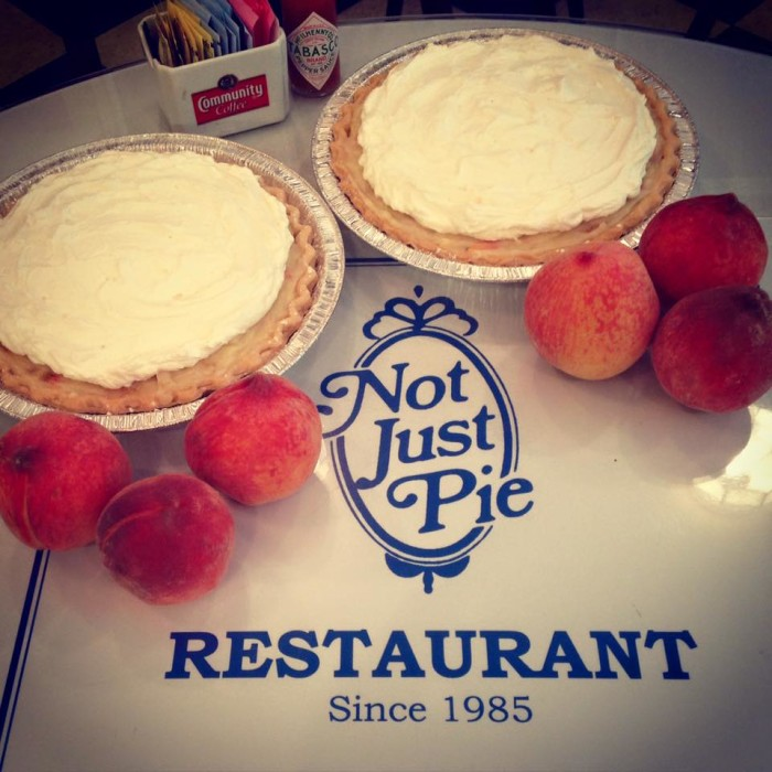 12) Not Just Pie, Monroe