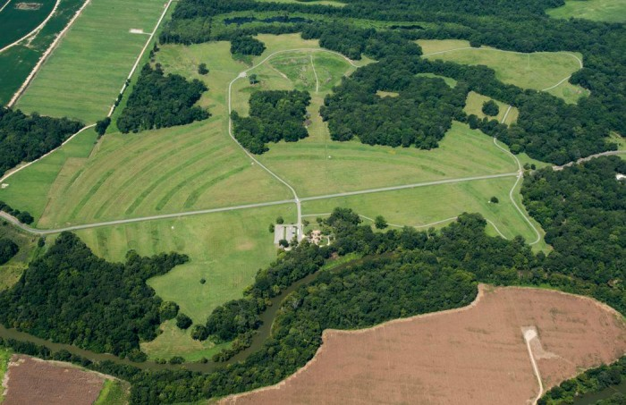 4) Poverty Point World Heritage Site, West Carroll Parish