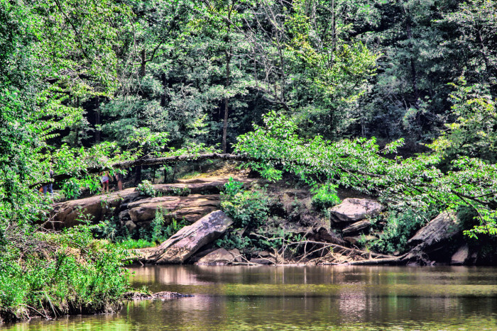 8. Sweetwater Creek