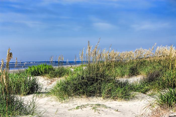 2. Glory Beach