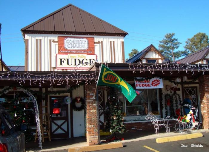 4. Country Charm & Grandma's Front Porch Fudge, Payson