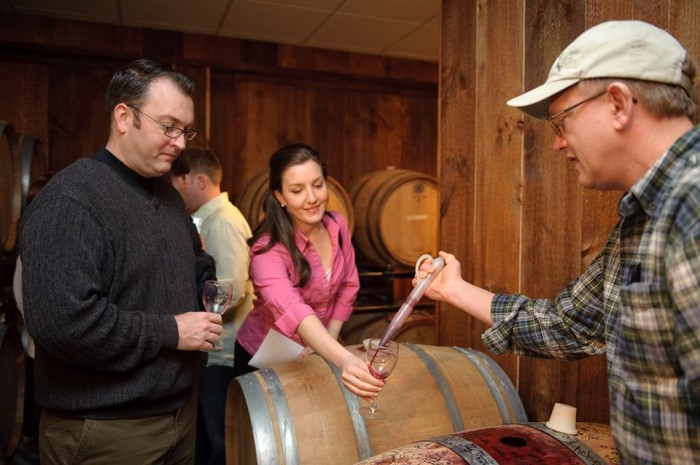 4. Learn all there is to know about wine at the Brandywine Valley Wine Trail.