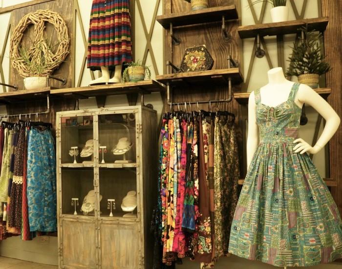 1) Time Warp Boutique, Baton Rouge