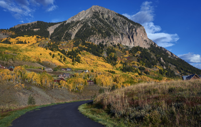 7. Mt. Crested Butte