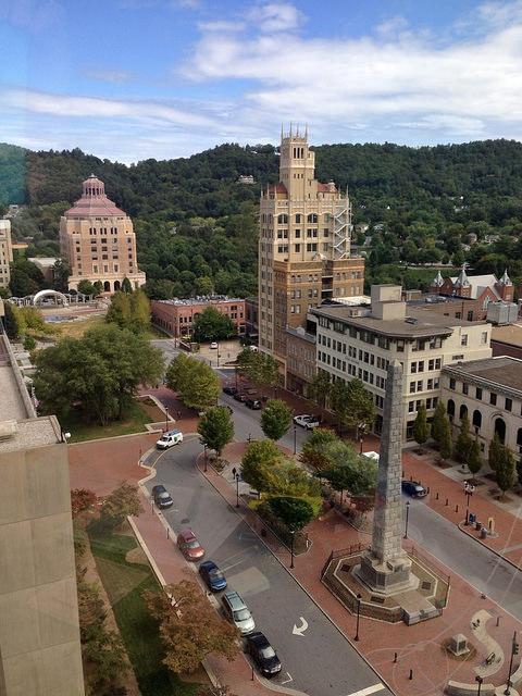 4. Asheville
