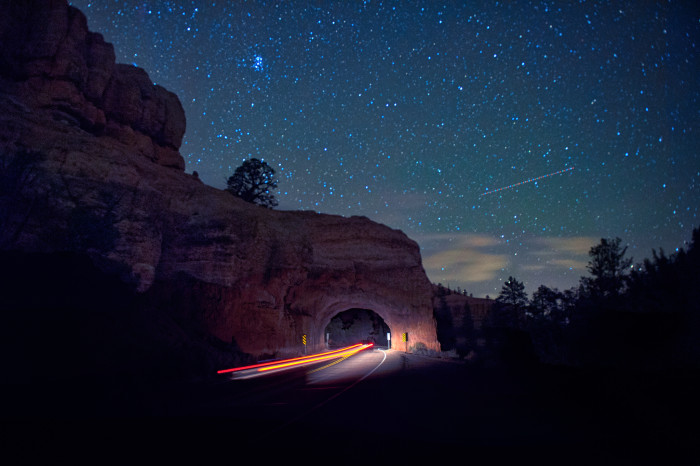 1) Red Canyon Tunnel