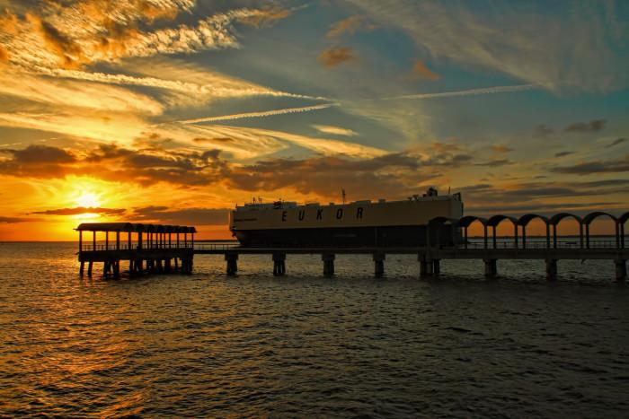 14. Clam Creek Pier