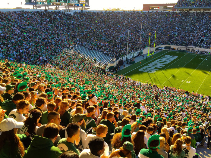 4) Or maybe Spartan Stadium is more your fancy.