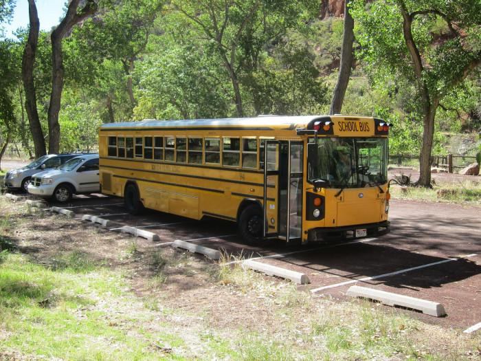 5) Kids are Back in School