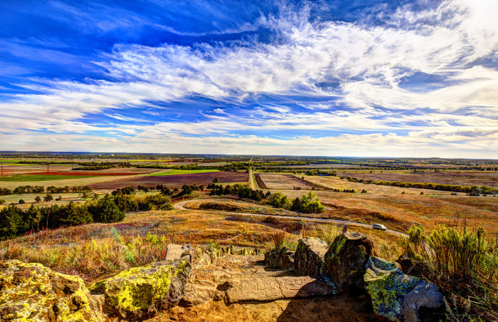 Flint Hills Ford >> You Must Visit These 13 Awesome Places In Kansas This Fall