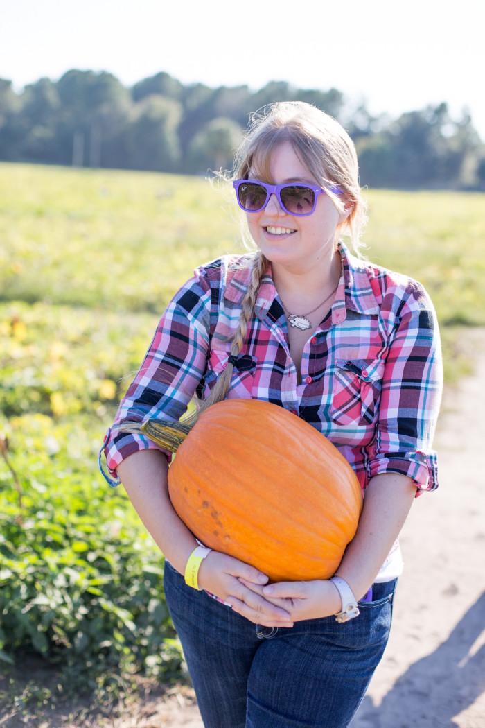 4. Pumpkin patches.