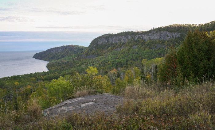 9. Superior's North Shore in all its spectacular beauty!