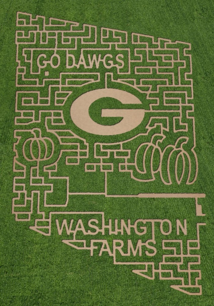 8. Washington Farms