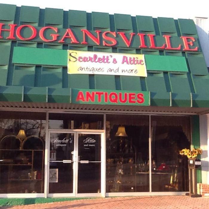 6. Scarlett's Attic - 300 E Main St Hogansville, GA 30230