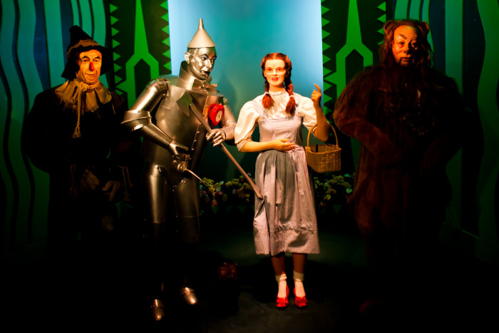 9. You don't have to travel over the rainbow to find the Land of Oz.