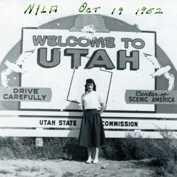 8. Welcome to Utah, 1952