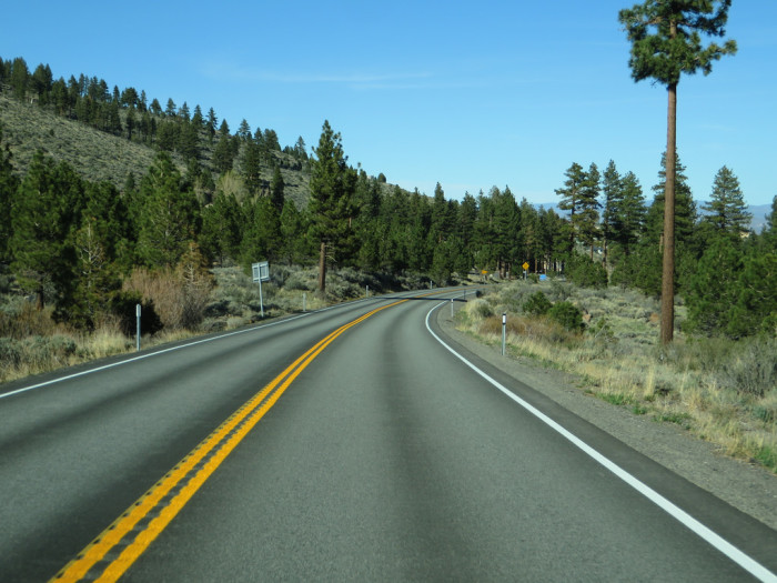 10. Mount Rose Scenic Byway
