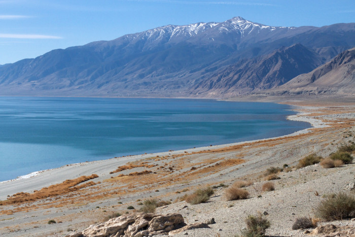 9. Walker Lake - Mineral County