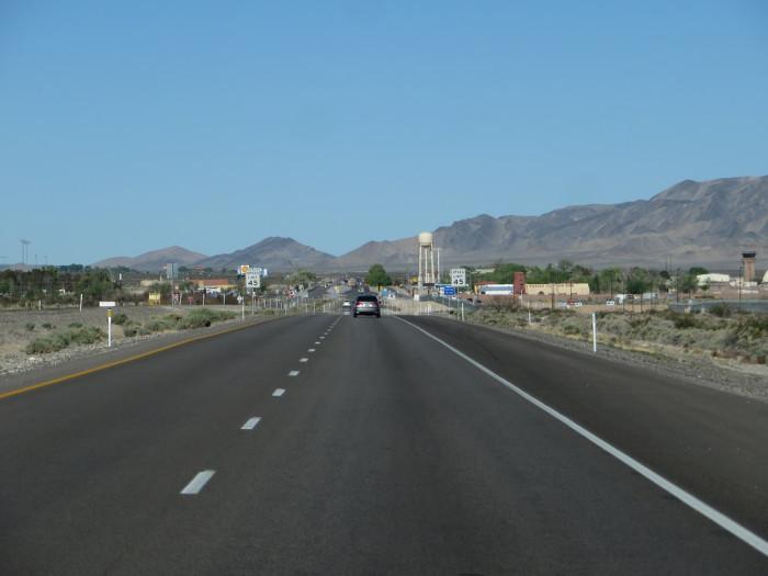 Indian Springs Nevada
