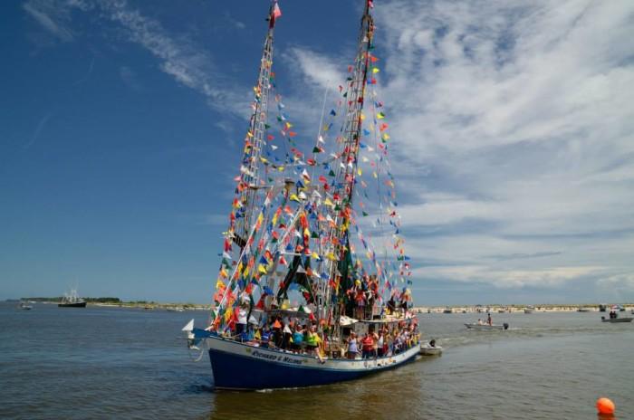 1. Blessing of the Fleet, Biloxi