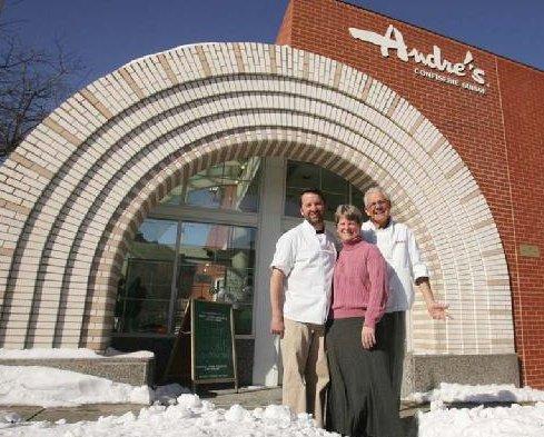 17.Andre's Chocolates & Confiserie Suisse, Kansas City