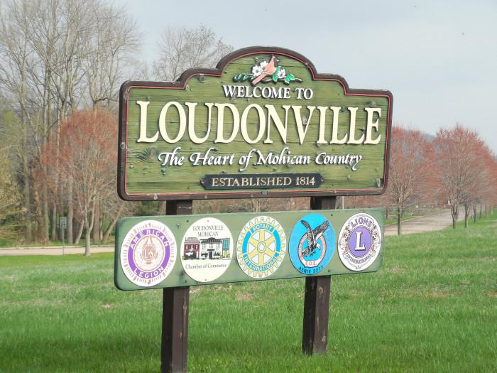 10. Loudonville