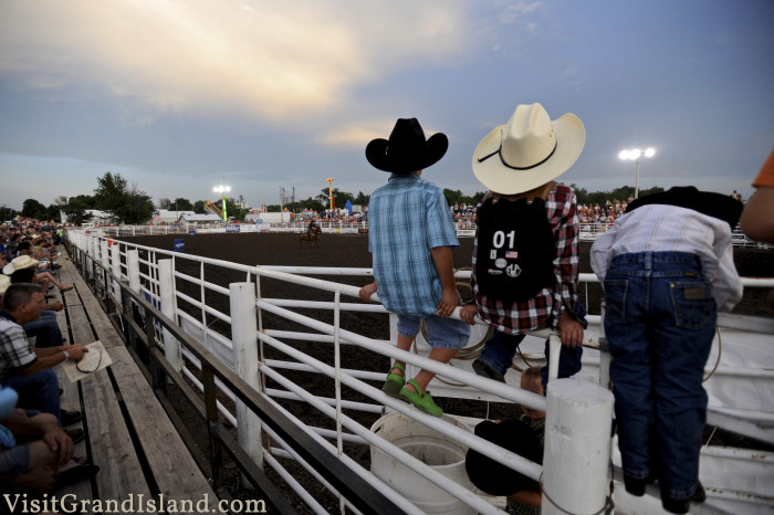 9. The First Time You Saw a Rodeo