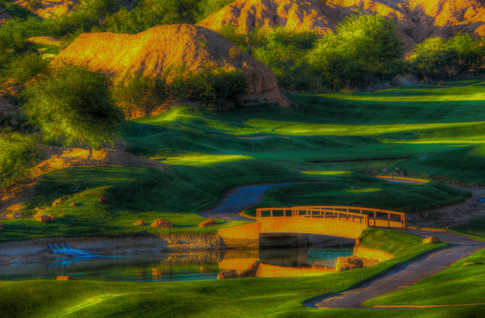 8. Nevada's golf courses are a golf lover's paradise.