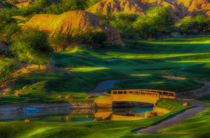 6. Wolf Creek Golf Club