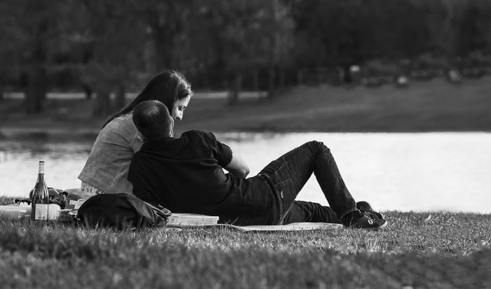 3. Plan a picnic in the park on a beautiful sunny day. She'll be amazed at your thoughtfulness and you'll be happy because she's happy. Sometimes...it's the simple things in life.