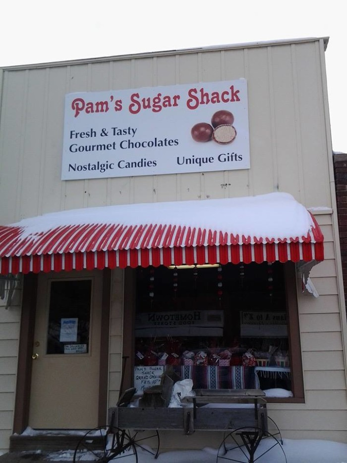 9. Pam's Sugar Shack (Buhler)