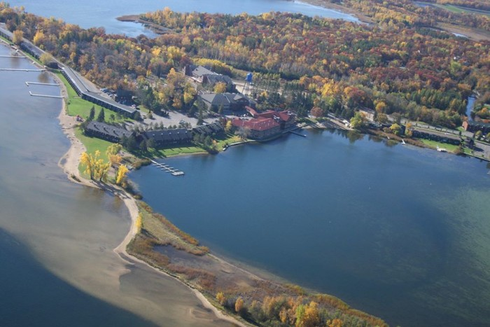 2. You won't ever regret a trip to year-round Northern paradise Breezy Point Resort in the Brainerd Lakes Area.