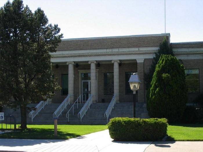 5. Douglas County - 594 / 1.15% / 46,997
