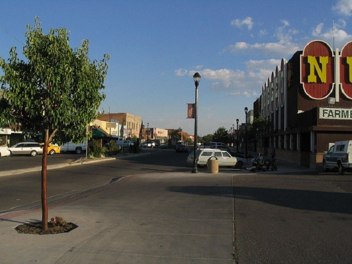 7. Churchill County