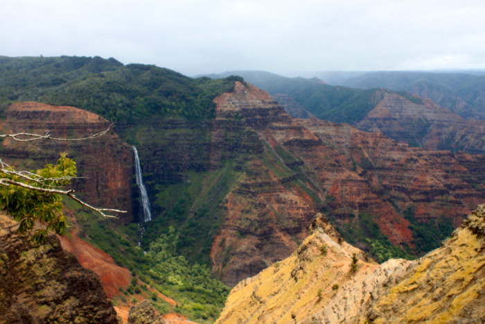 "18) Waimea Canyon, the ""Grand Canyon of the Pacific."""
