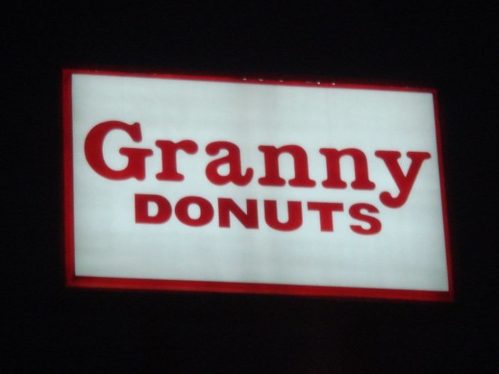 5. Granny Donuts, St. Paul.