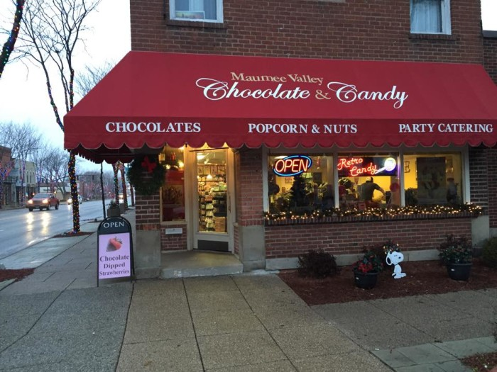 3. Maumee Valley Chocolate and Candy (Maumee)