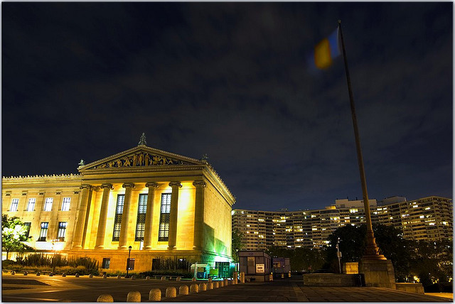 9. Philadelphia Museum of Art