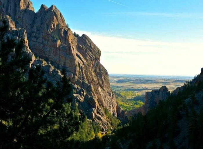 5. Eldorado Canyon State Park (Eldorado Springs)