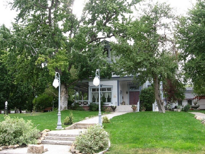 9. Bliss Mansion - Carson City