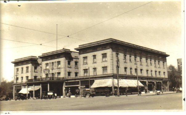 11. The Peery Hotel, 1930