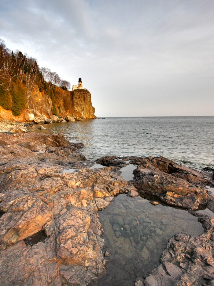 5. Split Rock Lighthouse is an MN classic.